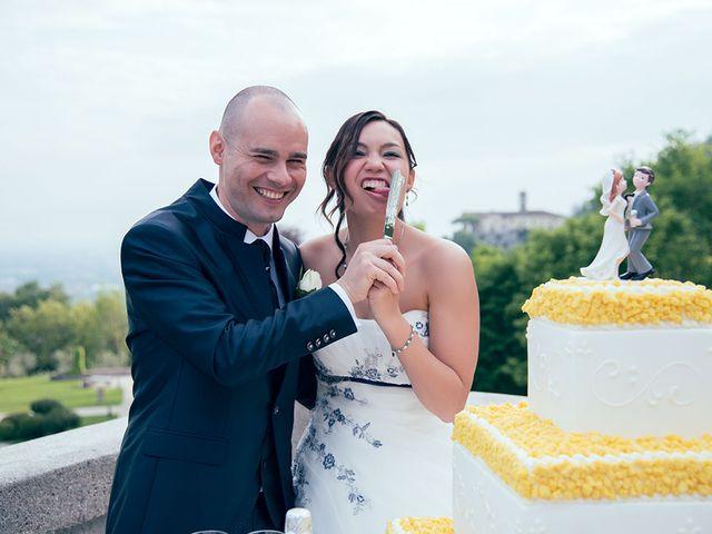 Il matrimonio di Stefano e Nadia a Nembro, Bergamo 40