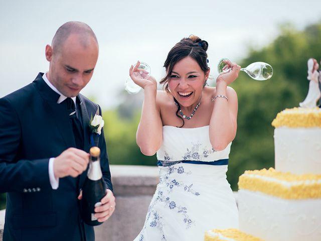 Il matrimonio di Stefano e Nadia a Nembro, Bergamo 41