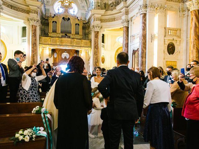 Il matrimonio di Nicola e Gloria a Monticello d'Alba, Cuneo 18