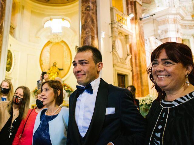 Il matrimonio di Nicola e Gloria a Monticello d'Alba, Cuneo 19