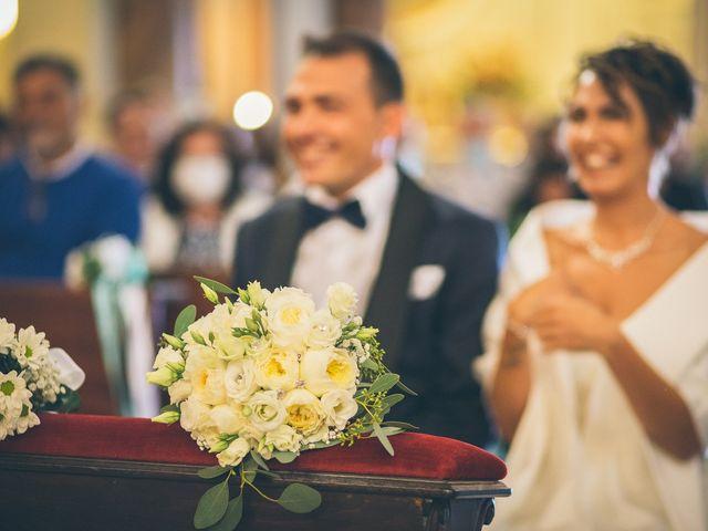 Il matrimonio di Nicola e Gloria a Monticello d'Alba, Cuneo 21