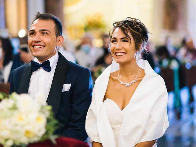 Il matrimonio di Nicola e Gloria a Monticello d'Alba, Cuneo 22