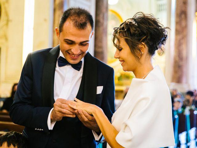 Il matrimonio di Nicola e Gloria a Monticello d'Alba, Cuneo 27