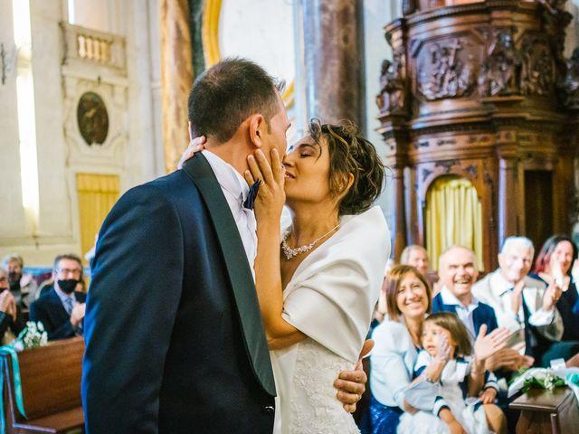 Il matrimonio di Nicola e Gloria a Monticello d'Alba, Cuneo 28