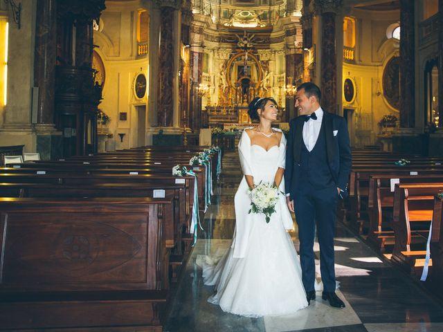 Il matrimonio di Nicola e Gloria a Monticello d'Alba, Cuneo 29