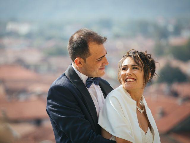 Il matrimonio di Nicola e Gloria a Monticello d'Alba, Cuneo 31