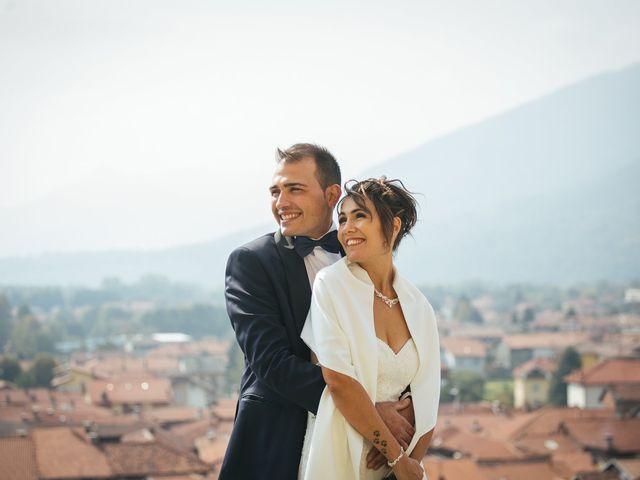 Il matrimonio di Nicola e Gloria a Monticello d'Alba, Cuneo 32