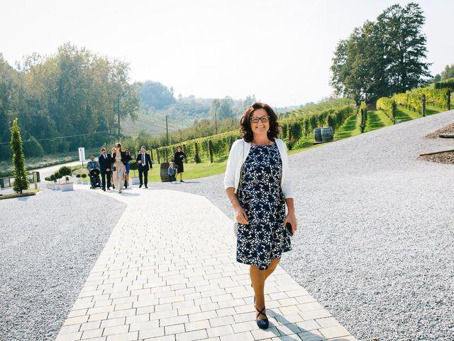 Il matrimonio di Nicola e Gloria a Monticello d'Alba, Cuneo 37
