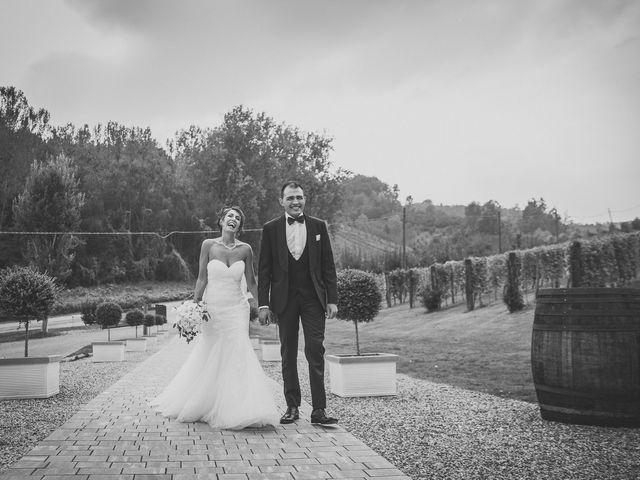 Il matrimonio di Nicola e Gloria a Monticello d'Alba, Cuneo 39