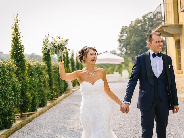Il matrimonio di Nicola e Gloria a Monticello d'Alba, Cuneo 41