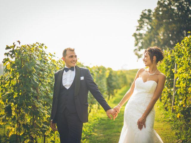 Il matrimonio di Nicola e Gloria a Monticello d'Alba, Cuneo 43