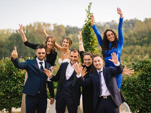 Il matrimonio di Nicola e Gloria a Monticello d'Alba, Cuneo 57