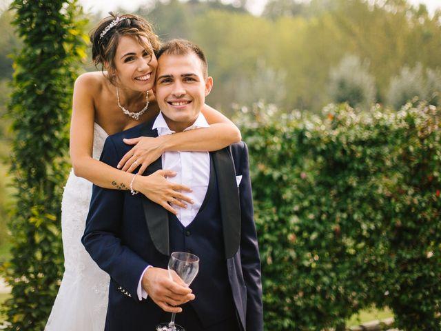 Il matrimonio di Nicola e Gloria a Monticello d'Alba, Cuneo 59