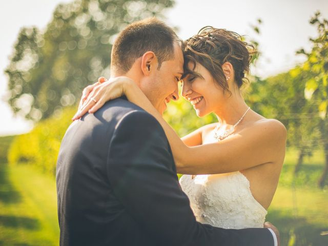 Il matrimonio di Nicola e Gloria a Monticello d'Alba, Cuneo 44
