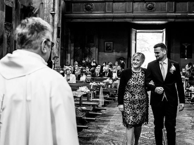 Il matrimonio di Simone e Valentina a Mello, Sondrio 34