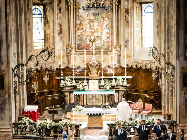 Il matrimonio di Simone e Valentina a Mello, Sondrio 36