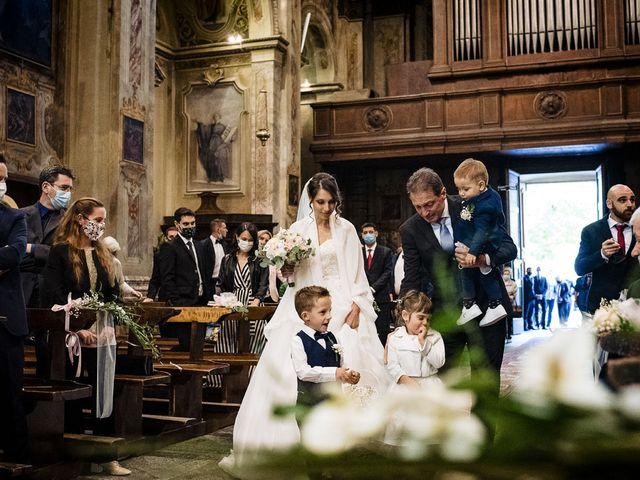Il matrimonio di Simone e Valentina a Mello, Sondrio 37