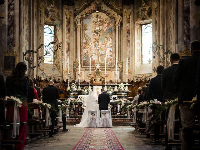 Il matrimonio di Simone e Valentina a Mello, Sondrio 39