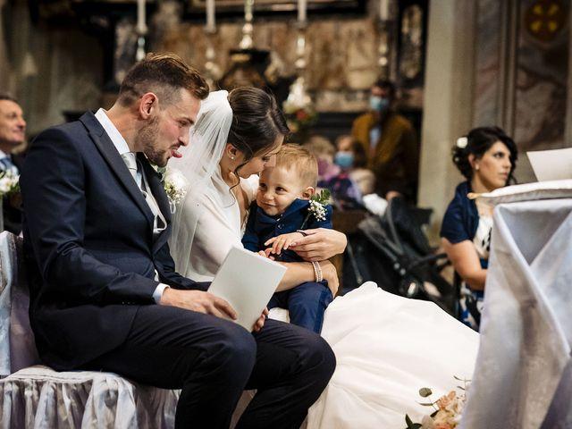 Il matrimonio di Simone e Valentina a Mello, Sondrio 42
