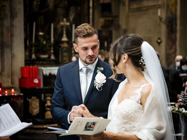 Il matrimonio di Simone e Valentina a Mello, Sondrio 43