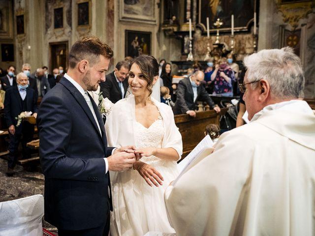 Il matrimonio di Simone e Valentina a Mello, Sondrio 45