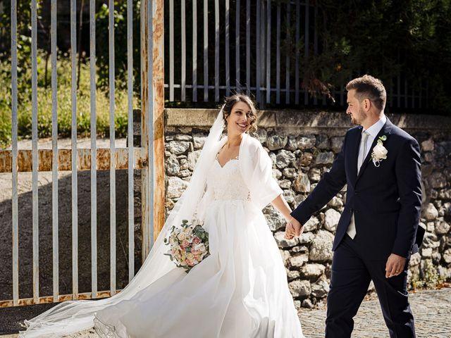 Il matrimonio di Simone e Valentina a Mello, Sondrio 54