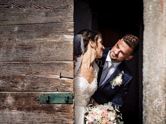 Il matrimonio di Simone e Valentina a Mello, Sondrio 59