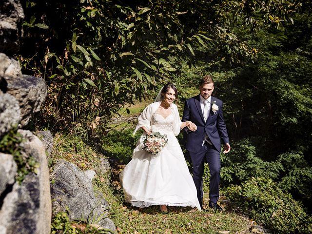 Il matrimonio di Simone e Valentina a Mello, Sondrio 60