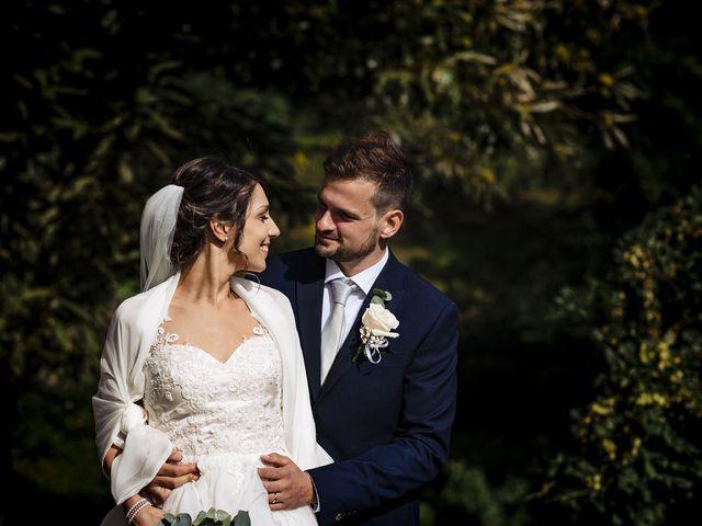 Il matrimonio di Simone e Valentina a Mello, Sondrio 61