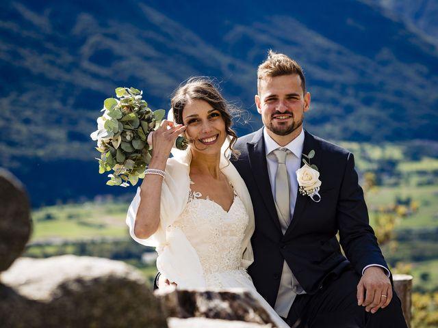 Il matrimonio di Simone e Valentina a Mello, Sondrio 62