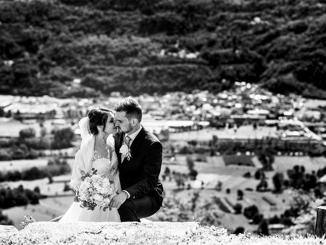 Il matrimonio di Simone e Valentina a Mello, Sondrio 63