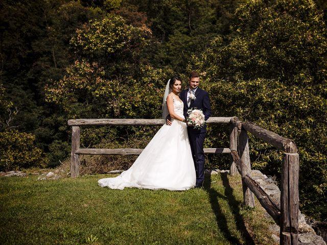 Il matrimonio di Simone e Valentina a Mello, Sondrio 68
