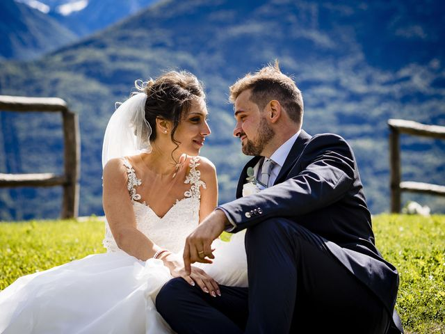 Il matrimonio di Simone e Valentina a Mello, Sondrio 69