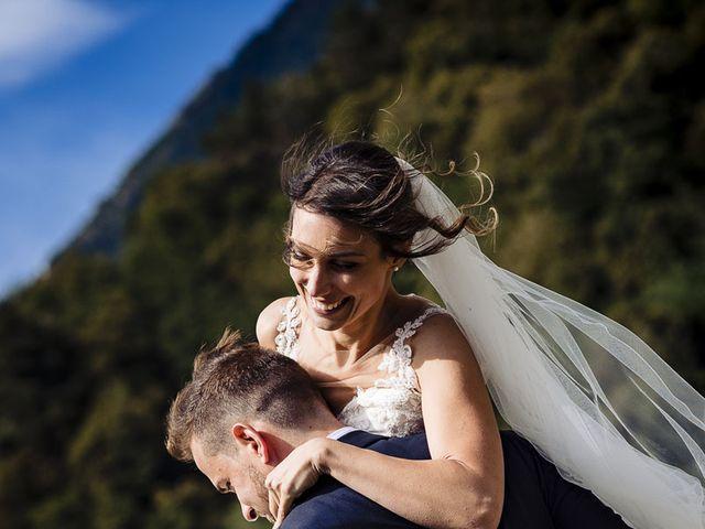 Il matrimonio di Simone e Valentina a Mello, Sondrio 72