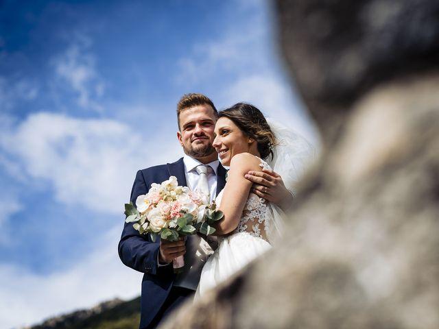 Il matrimonio di Simone e Valentina a Mello, Sondrio 74