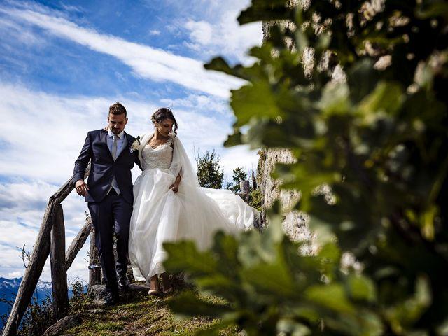 Il matrimonio di Simone e Valentina a Mello, Sondrio 75