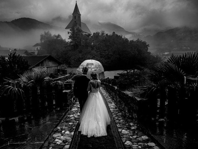Le nozze di Selene e Fabiano