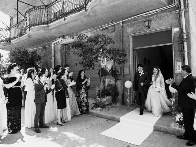 Il matrimonio di Eunice e Luigi a Paternò, Catania 27