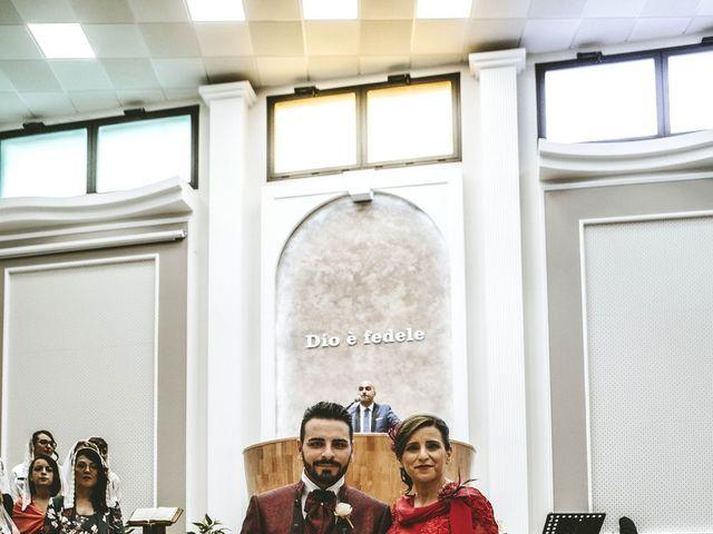 Il matrimonio di Eunice e Luigi a Paternò, Catania 65