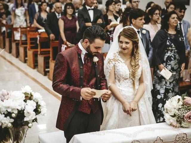 Il matrimonio di Eunice e Luigi a Paternò, Catania 68