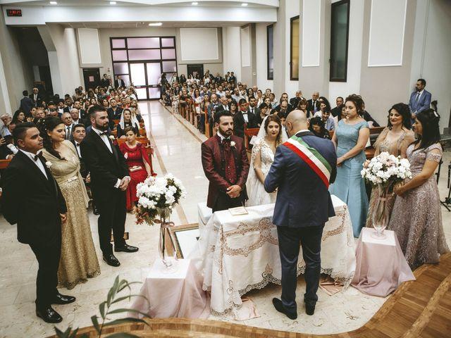 Il matrimonio di Eunice e Luigi a Paternò, Catania 70