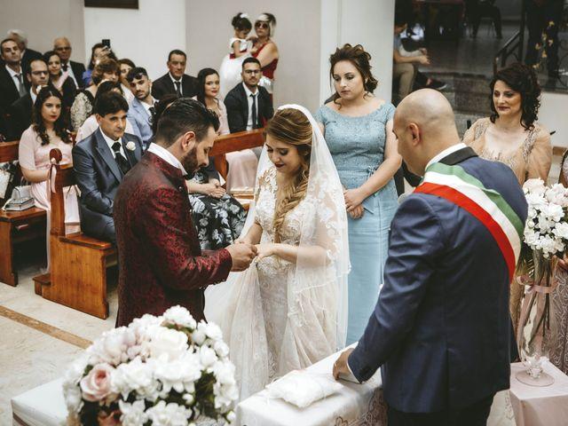 Il matrimonio di Eunice e Luigi a Paternò, Catania 71