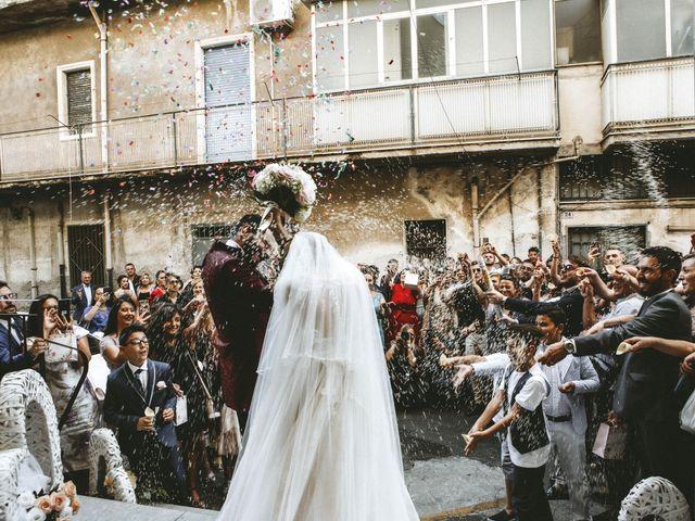 Il matrimonio di Eunice e Luigi a Paternò, Catania 73