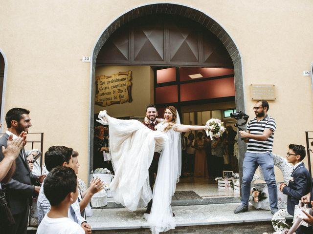 Il matrimonio di Eunice e Luigi a Paternò, Catania 74