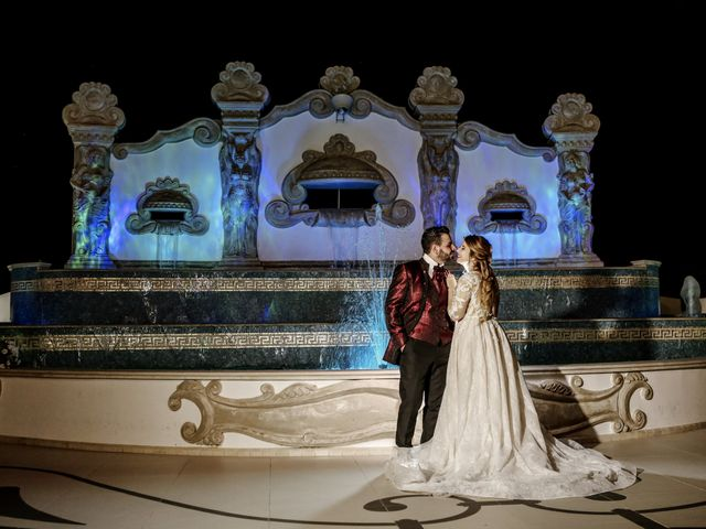 Il matrimonio di Eunice e Luigi a Paternò, Catania 87