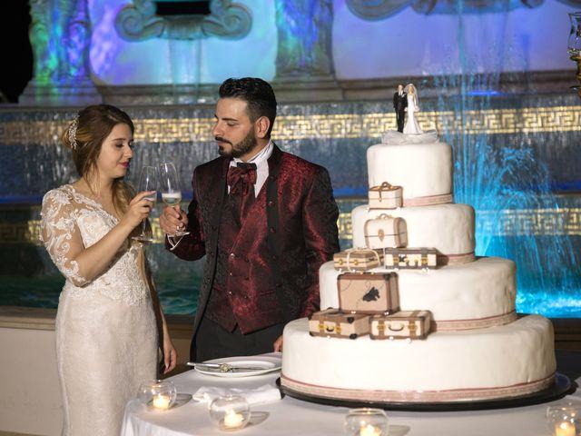 Il matrimonio di Eunice e Luigi a Paternò, Catania 92