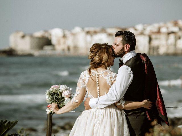 Il matrimonio di Eunice e Luigi a Paternò, Catania 94