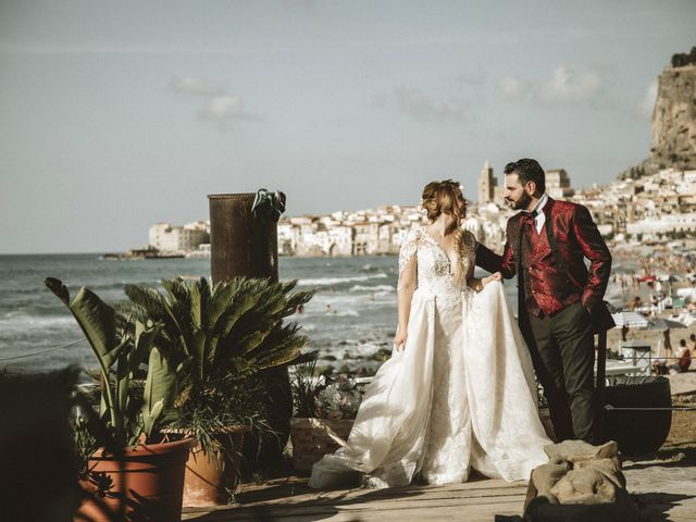 Il matrimonio di Eunice e Luigi a Paternò, Catania 95