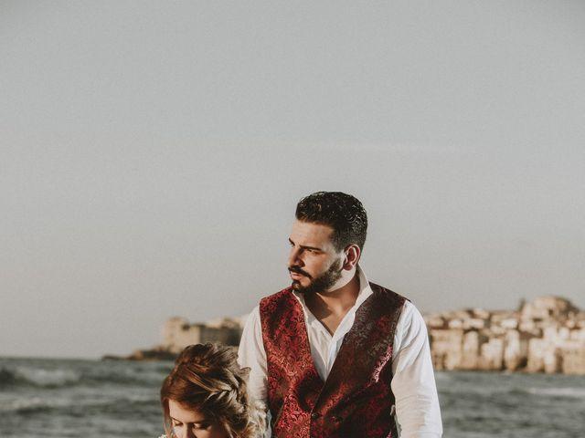Il matrimonio di Eunice e Luigi a Paternò, Catania 107