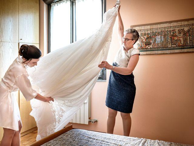 Il matrimonio di Andrea e Valentina a Rovato, Brescia 4